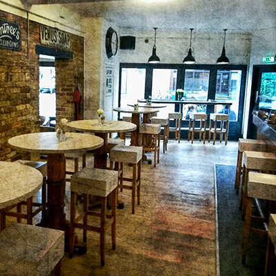 coffee shop surbiton