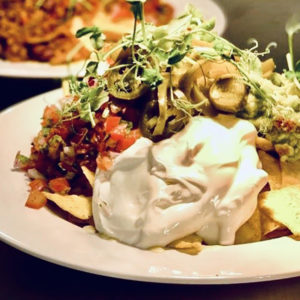 'Notchyo Average Nachos' - Mexican street food